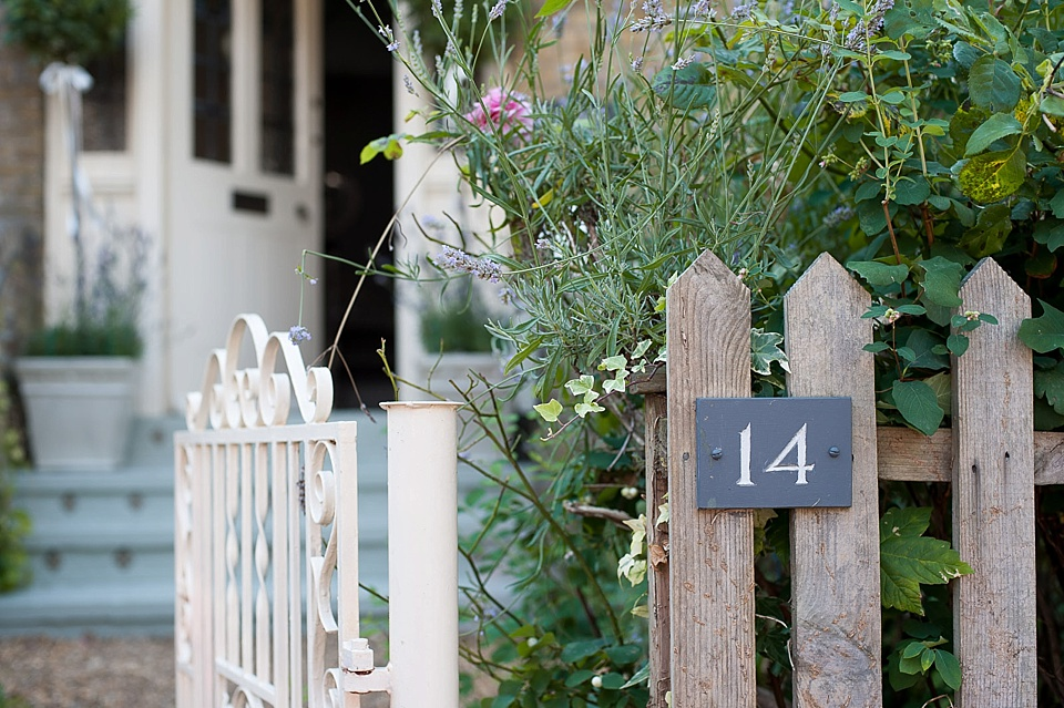 Importance of house numbers for emergency